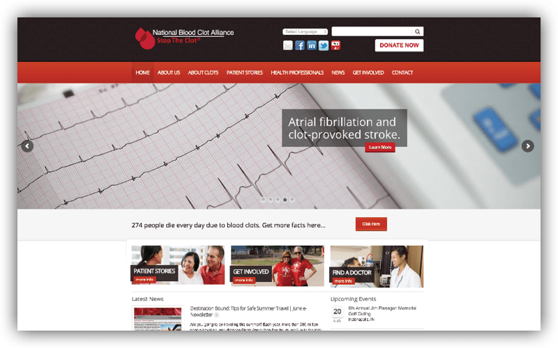 National Blood Clot Alliance