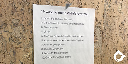 how-to-make-clients-love-you
